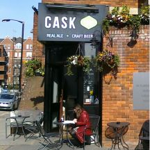 Cask Pub  Kitchen